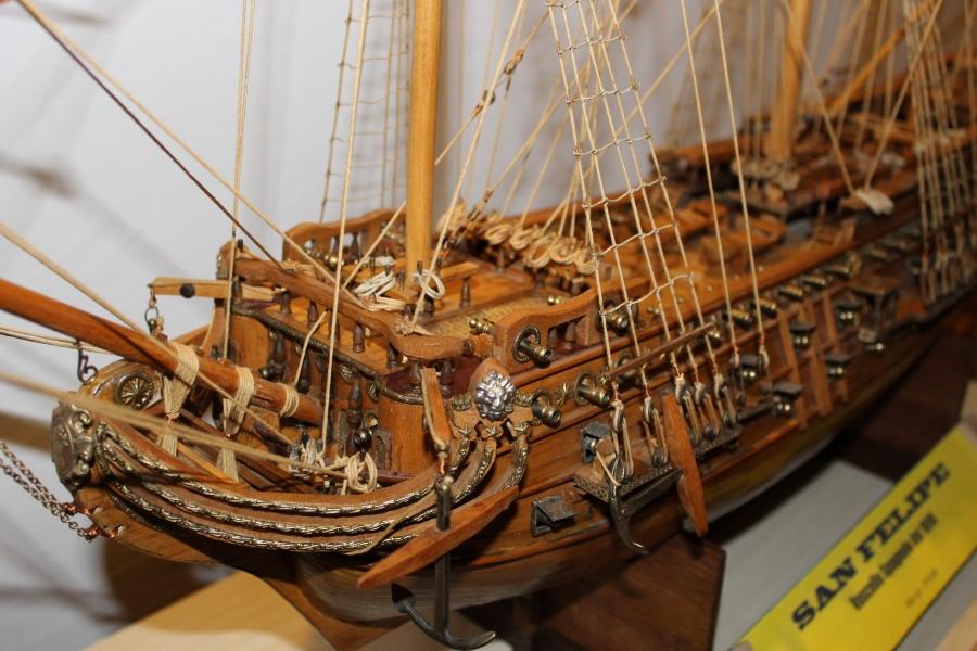 Modellismo san felipe la cura dello yacht for Costo dei piani di costruzione